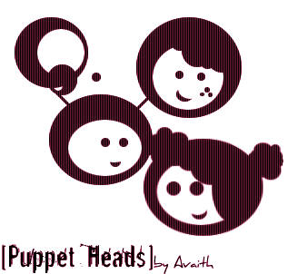 Puppet Head Brushes for Photoshop