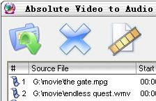 Absolute Video to Audio Converter v2.84