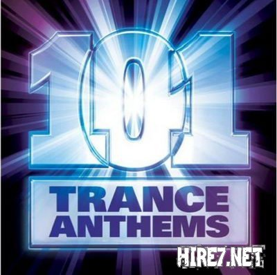 VA - 101 Trance Anthems - 6CD (2008)