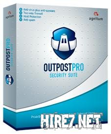 Agnitum Outpost Security Suite Pro 2008 v6.0.2295
