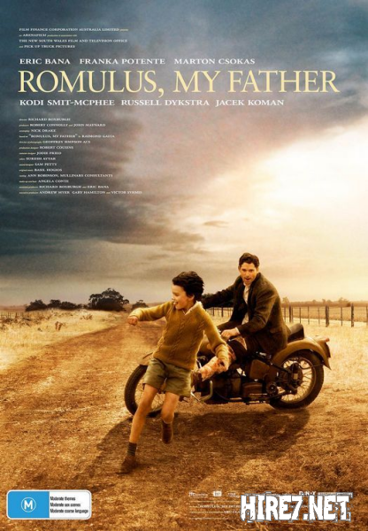 Ромул, отец мой / Romulus, My Father (2007) DVDRip