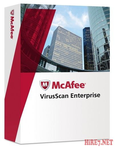 ������� ��������� McAfee VirusScan Enterprise 8.8 ������� ...