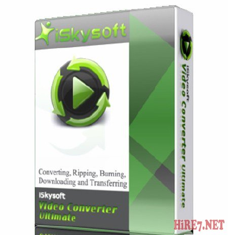 iSkysoft Video Converter Ultimate 3.2.1