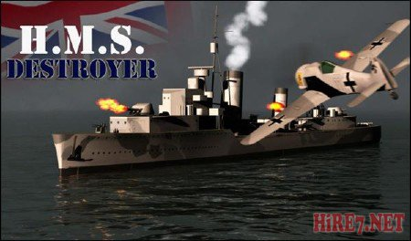 HMS Destroyer (1.0) [3D, Shooter, ENG][Android]