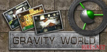 Gravity World 3D (1.0.7) [Головоломка, ENG] [Android]