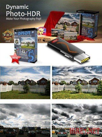 MediaChance Dynamic-PHOTO HDR 5.2 Rus Portable by goodcow