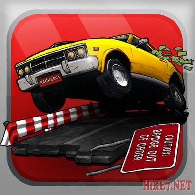 Reckless Getaway v1.0.4 [Racing,WVGA,ENG]
