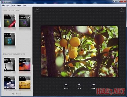 Snapseed 1.0.0 for Windows