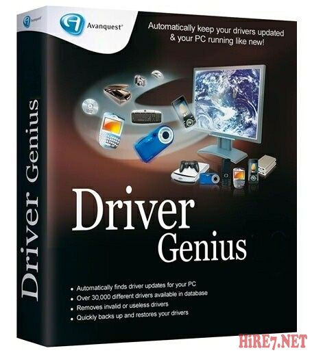 Driver Genius Professional 11.0.0.1112 Final + New Key (от 4.03.2012)
