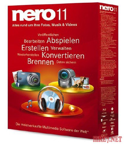 Nero Multimedia Suite 11.2.00400
