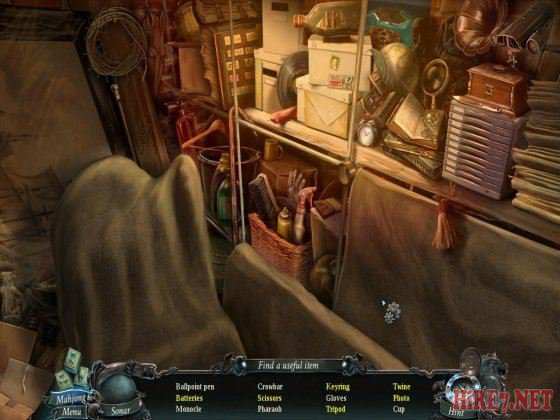 Nightmares from the Deep: The Cursed Heart (2012/PC)