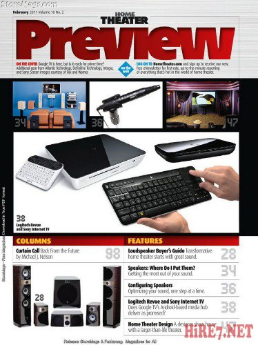 Home Theater [2009-2012, PDF, ENG]