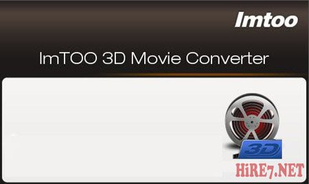 ImTOO 3D Movie Converter 1.0.0.1202