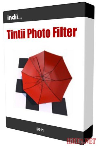 Tintii Photo Filter 2.6.1 for Adobe Photoshop