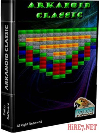 Arkanoid Classic (2012/PC/Eng)