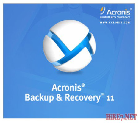Acronis Backup & Recovery 11.0.17437 / 11.0.17318 Workstation with Universal Restore