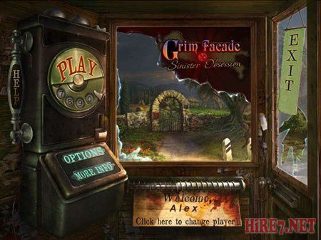 Grim Facade 2: Sinister Obsession (2012/PC)