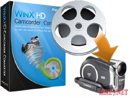 WinX HD Camcorder Video Converter 3.0.1 (Build 20120228) + Portable