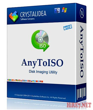 AnyToISO Converter Professional 3.4 Build 442