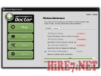 Genuine Registry Doctor 2.5.4.6