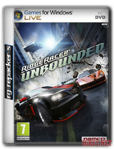 Ridge Racer Unbounded (2012/PC/RePack/Rus-Eng)