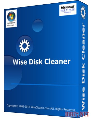 Wise Disk Cleaner 7.31 Build 482 Final + Portable