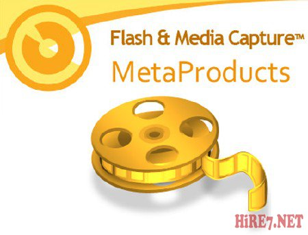 MetaProducts Flash and Media Capture 2.0.224 SR2