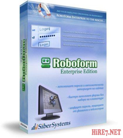 AI RoboForm Enterprise 7.7.7 Final