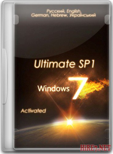 Windows 7 Ultimate SP1 Multi (x86/x64) 16.05.2012
