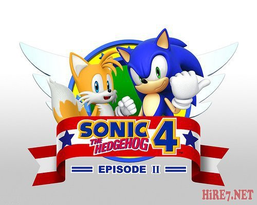 Таблетка для игры Sonic the Hedgehog 4 - Episode II