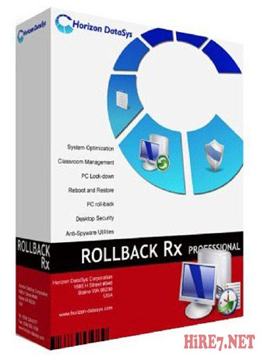 Rollback Rx Professional 9.1 Build 2697287695 + Rus