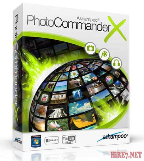 Ashampoo Photo Commander 10.1.1