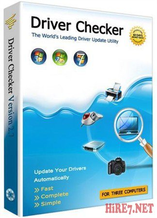 Driver Checker v2.7.5 Datecode 20.02.2012