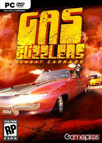 Gas Guzzlers: Combat Carnage (2012/PC/Eng)