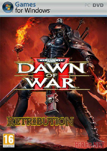 Dawn of War II - Retribution (RUS) 2011/ RePack/ PC