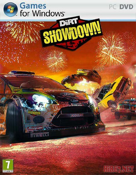DiRT Showdown (Eng) 2012/ RePack/ PC