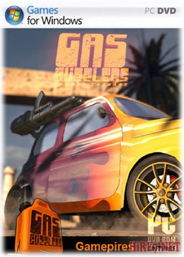 Gas Guzzlers: Combat Carnage (2012/PC/Repack/Rus) by VANSIK