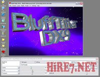 BluffTitler DX9 8.4.0.1 Final Portable (Eng/Rus)