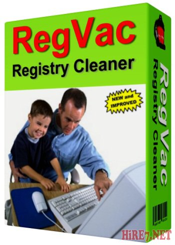 RegVac Registry Cleaner 5.02.08 Russian