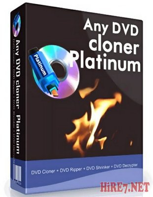 Any DVD Cloner Platinum 1.1.7 Portable RUS