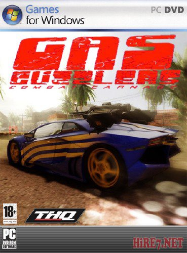 Gas Guzzlers - Combat Carnage (ENG) 2012/ РС