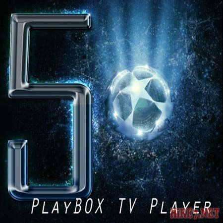 PlayBOX TV Player 1.4.0 (2012/Eng) Portable