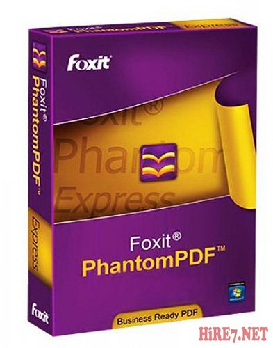 Foxit PhantomPDF Business 5.2.1.0615 (x86/x64)