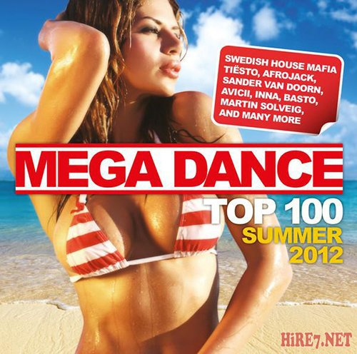 VA - Mega Dance Summer Top 100 (2012)