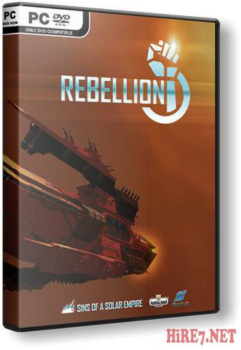 Sins of a Solar Empire: Rebellion (2012/PC/Repack/Rus) by SEYTER