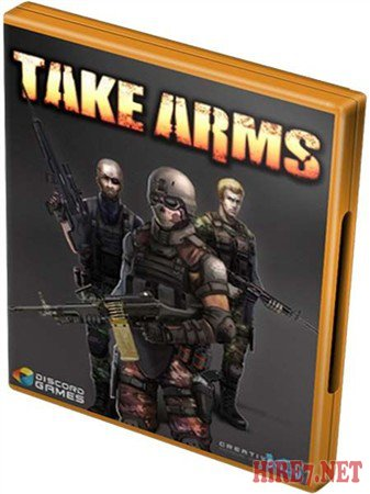 Take Arms: Bot War (2012/PC/Eng)