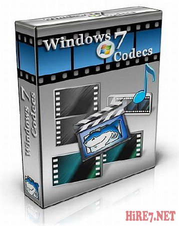 Win7codecs 3.6.9 + x64 Components