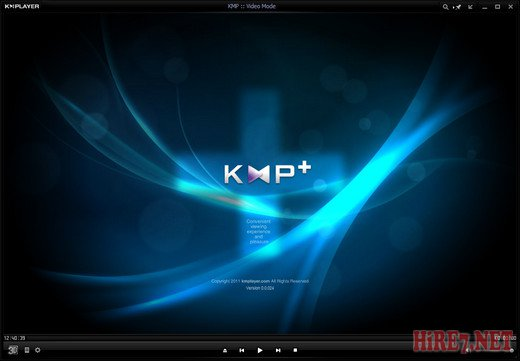The KMPlayer 3.3.0.27 Beta