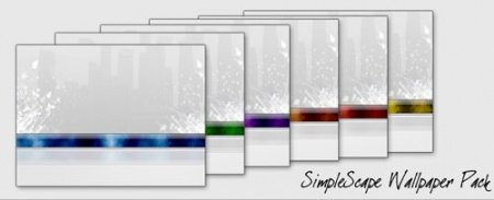 SimpleScape Wallpaper Pack