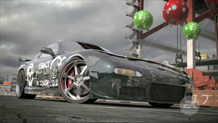 Need For Speed Pro Street (31.05.2007) HD Trailer